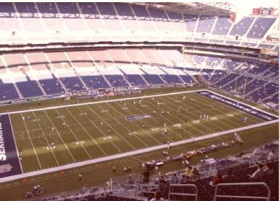 Seattle Seahawks vs Dallas Cowboys On the Aisle Seats 1-2 Seahawks Side BUY NOW