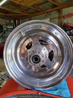 dragbike wheel