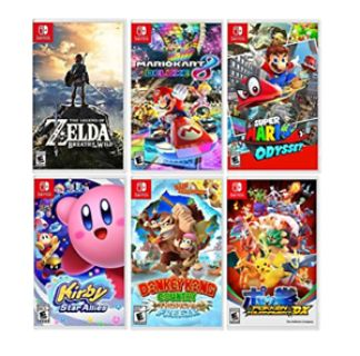 ISO NINTENDO SWITCH GAMES