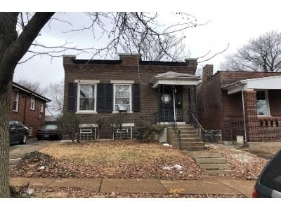4 Bed 1 Bath Foreclosure Property in Saint Louis, MO 63115 - Sexauer Ave