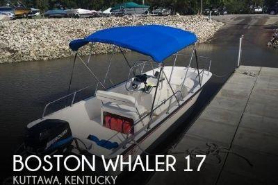 2004 Boston Whaler 170 Montauk