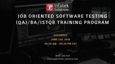 Best Software Testing, QA/BA , ISTQB Certification Training Program