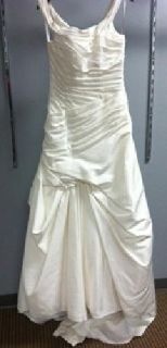 $650 Alfred Angelo Discounted Wedding Dress