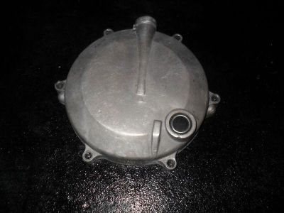 Find 90 91 KAWASAKI KX 125 KX125 CLUTCH COVER ENGINE MOTOR OUTER CLUTCH COVER motorcycle in Norton, Massachusetts, US, for US $19.49
