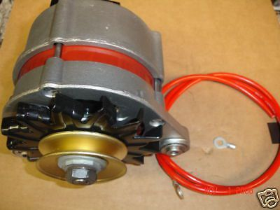 Sell BMW Alternator 2002 1966 - 1976 95 AMP DROP IN HIGH AMP Generator motorcycle in Van Nuys, California, United States, for US $150.00