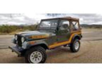 1985 Jeep CJ-7 Renegade 258ci T4
