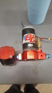 BG 400-2 Fuel pump