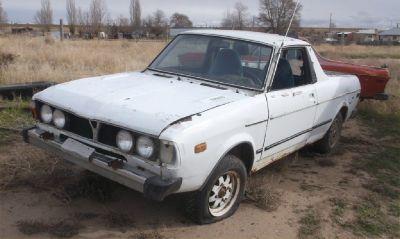 1978 Subaru Brats Parts