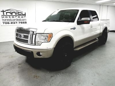 2009 Ford F-150 XL (White)