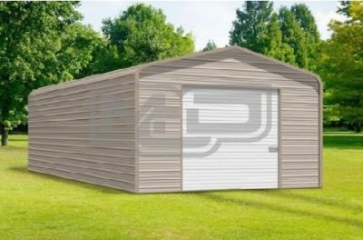 Customize And Build Your Own Metal Garages With Free Installation In Mount Airy NC