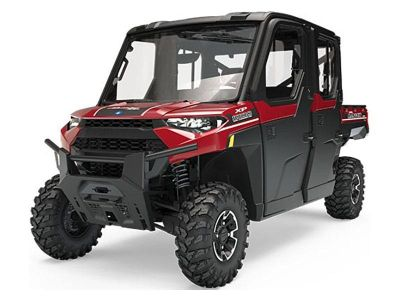 2019 Polaris Ranger Crew XP 1000 EPS NorthStar HVAC Edition Side x Side Utility Vehicles Hancock, WI