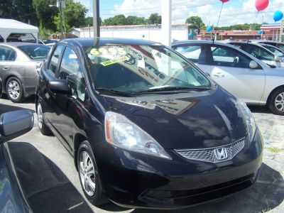 2009 HONDA FIT AUTO COLD AIR LOW MILES~REDUCED~