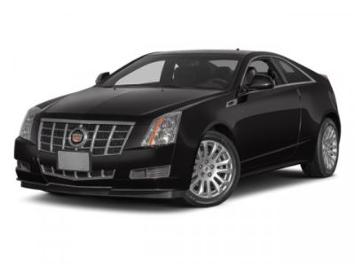 2013 Cadillac CTS 3.6L (Radiant Silver Metallic)