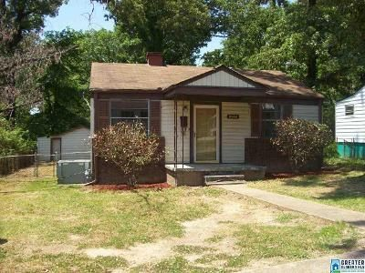 2 Bed 1 Bath Foreclosure Property in Fairfield, AL 35064 - Forest Dr