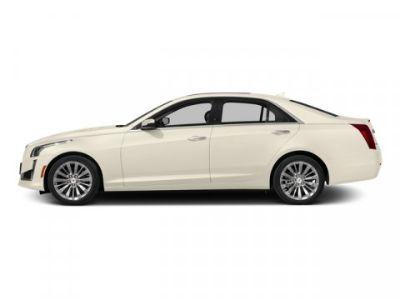 2014 Cadillac CTS 2.0T (White Diamond Tricoat)