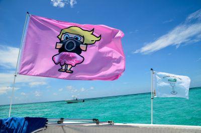 Rod Holder Flag Poles -- FREE SHIPPING