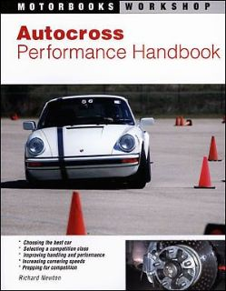 Purchase Autocross Performance Handbook by Richard Newton BRAND NEW COPIES motorcycle in New Kensington, Pennsylvania, United States, for US $29.95