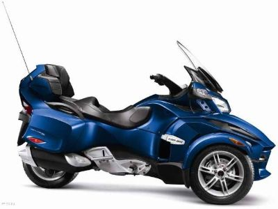 2012 Can-Am Spyder RT Audio & Convenience SE5 3 Wheel Motorcycle Springfield, MO