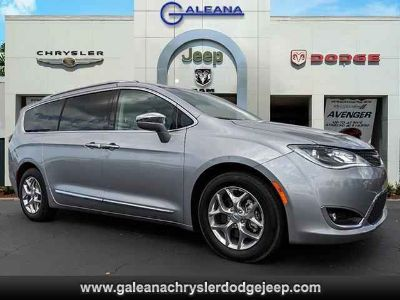 Used 2019 Chrysler Pacifica FWD