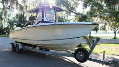 '''''''''2005 Sea Boss CC255\\\\\\