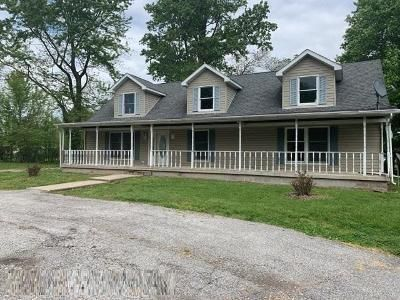 4 Bed 2.5 Bath Foreclosure Property in Farmersburg, IN 47850 - S 3rd St