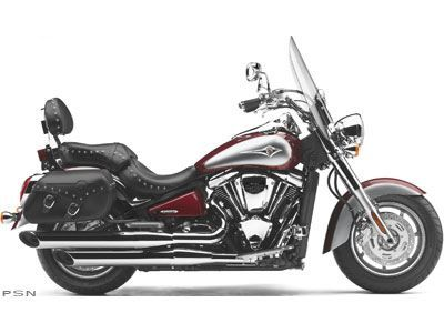 2008 Kawasaki Vulcan 2000 Classic LT Cruiser Motorcycles South Haven, MI