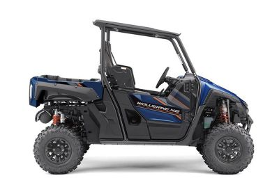 2019 Yamaha Wolverine X2 R-Spec SE Utility Sport Utility Vehicles Belle Plaine, MN