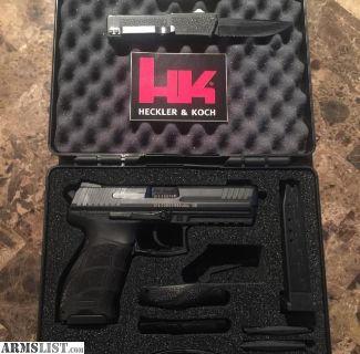 For Sale: Hecklor Koch p30L-V3