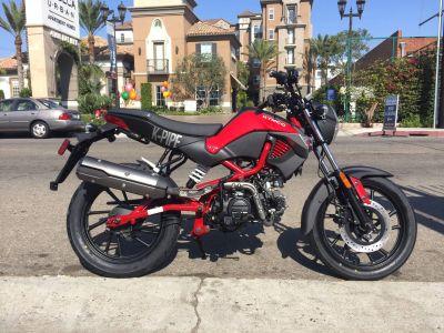 2018 Kymco K-Pipe 125 Street / Supermoto Motorcycles Marina Del Rey, CA