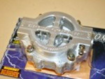 """Clear View 4.00"""" Oil Filter Assm. -16 Dry Sump"""