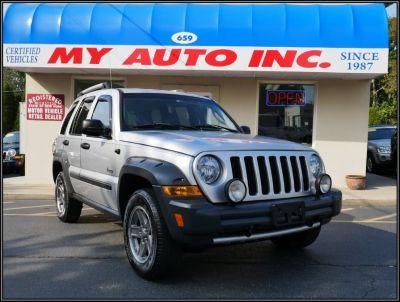 2005 Jeep Liberty Renegade (Bright Silver Metallic)