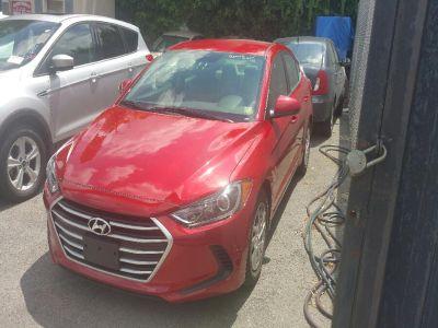 2017 Hyundai Elantra SE 2.0L Auto (Alabama) *Ltd Av (Scarlet Red)