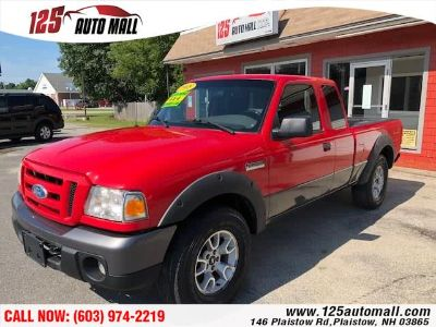 2008 Ford Ranger FX4 Off-Road (Red)