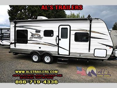 Used 2018 Jayco Jay Flight SLX 212QB-Trailer