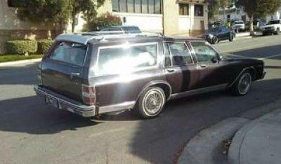 1985 Chevy Caprice Classic