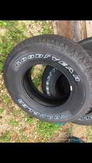 265/75/16 New truck Tires