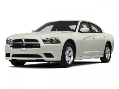 2013 Dodge Charger SE (Bright White)