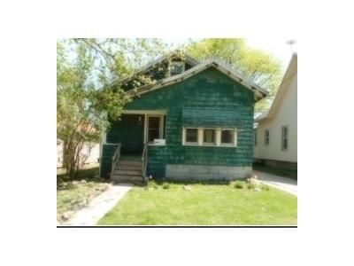 2 Bed 1 Bath Foreclosure Property in Lansing, MI 48912 - S Fairview Ave