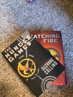 Hunger Games & Catching Fire