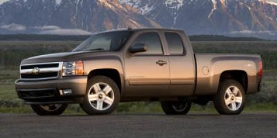 2008 Chevrolet Silverado 1500 Work Truck (Summit White)