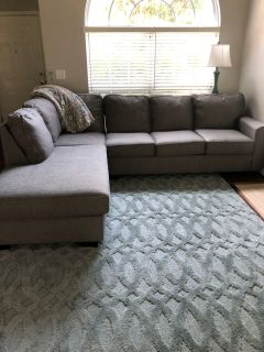 Newer Sectional Coach - Perfect condition