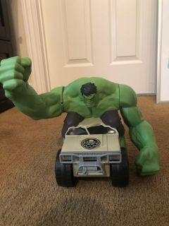 Remote controlled Hulk