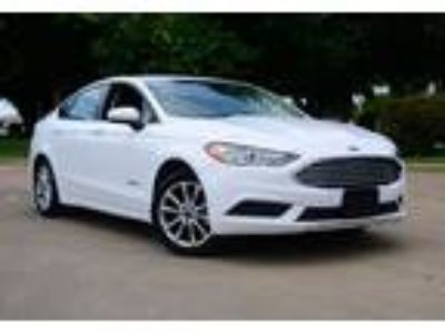2017 Ford Fusion Hybrid SE for sale