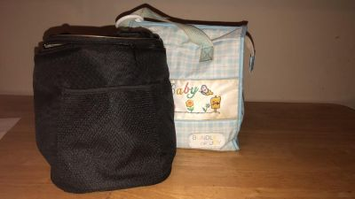 Travel baby bags