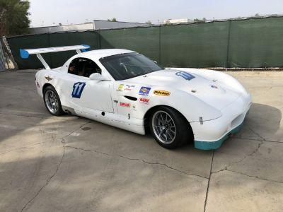 1998 Panoz GTRA Race Car