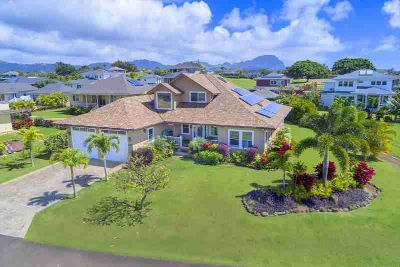 5344 Nakoa St. Koloa Four BR, Spacious floor plan in one of