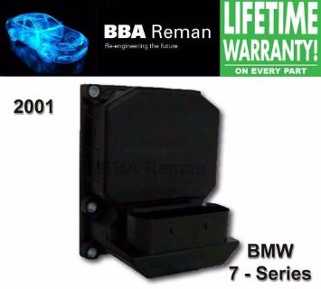 Find 2001 BMW 7 series Bosch 5.7 ABS Module Repair Service 01 motorcycle in Taunton, Massachusetts, United States