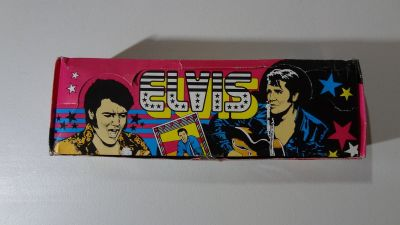 ELVIS Cards - Full Box of 100 Packs - 1978 Monty Gum - Holland