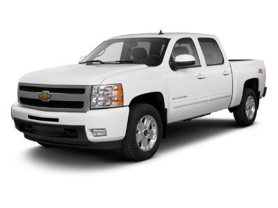 2010 Chevrolet Silverado 1500 LT (Summit White)