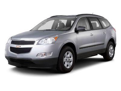2011 Chevrolet Traverse LT (Black Granite Metallic)